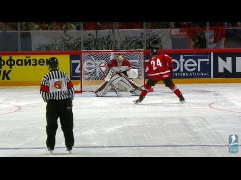 Switzerland - Canada 3-2 (SO)