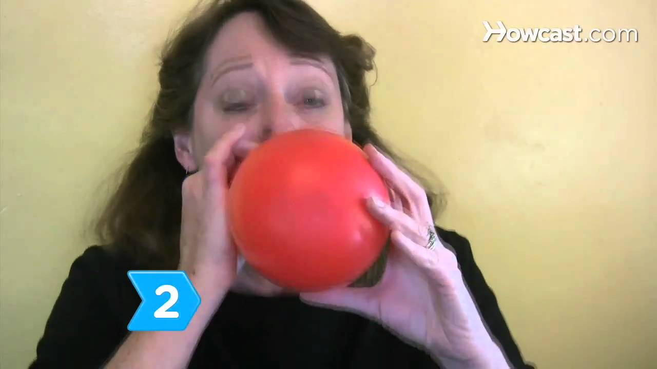 How To Make A Balloon Powered Car Youtube