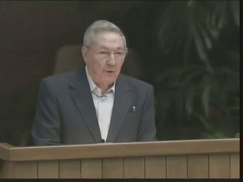 Palabras de Raúl Castro en la clausura del VII Congreso del Partido