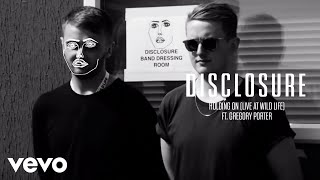 Disclosure Holding On Live At Wild Life Ft Gregory Porter