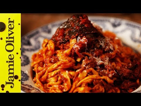 Jamie Oliver's Meatballs And Pasta - Ministry Of Food | DIY Reviews!