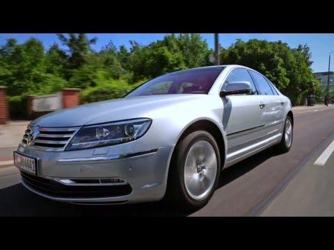 Тест-драйв Volkswagen Phaeton 3,0 TDI 2013