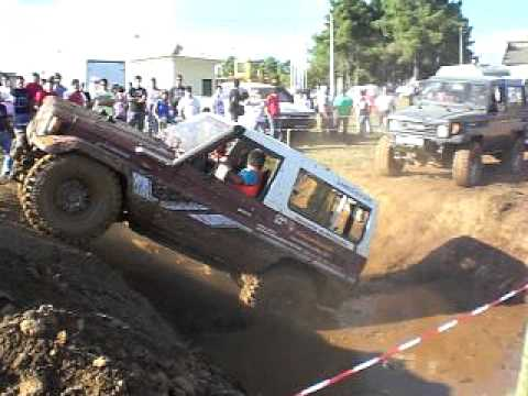 TRIAL 4X4 CERNACHE DO BONJARDIM