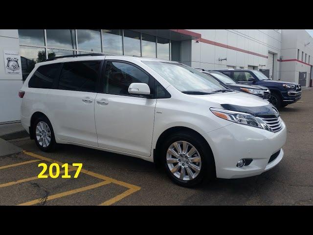 sddefault 2017 Toyota Sienna