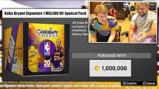 1 MILLION VC SPECIAL PACK - WE PULLED GALAXY OPAL KOBE!