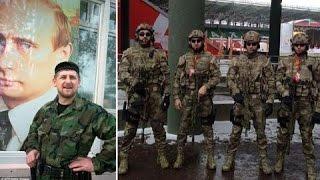 Tổng Thống Nga Putin Điều Hai Tiểu Đoàn Đặc Nhiệm Chechnya Tham Chiến Syria
