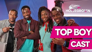 Top Boy Cast On Drake, Netflix & More | Homegrown | Capital XTRA