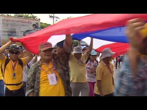 Thailand's economy threatened by turmoil