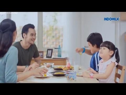Iklan Susu Kental Manis Indomilk - Enaknya Bikin Nempel 30s