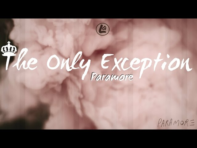 ramore you are the only exception Mp3 Download - free