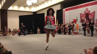 Eastern Canadian Oireachtas 2018 Parade of Champions ECRO