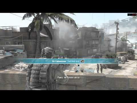 Gameplay Ghost Recon Tudo no Máximo Patch 1.5  i7 2600k + CrossFire HD5870 + 16GB