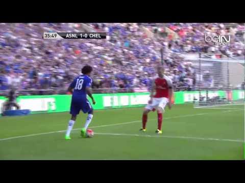 Arsenal 1 0 Chelsea England Community Shield 2015