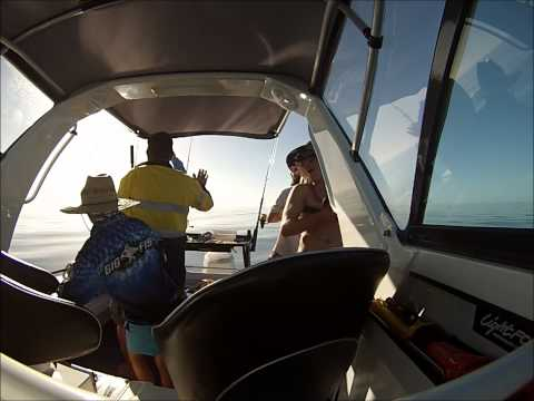 Reef Fishing North Queensland