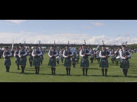 Inveraray and District British Champions at Paisley