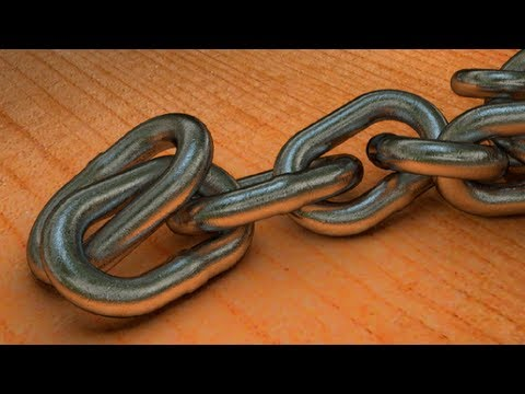 Blender Tutorial: Realistic Chain