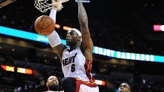 NBA Greatest Putback Dunks