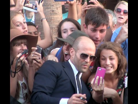 Expendables 3 Premiere: Red Carpet Interviews