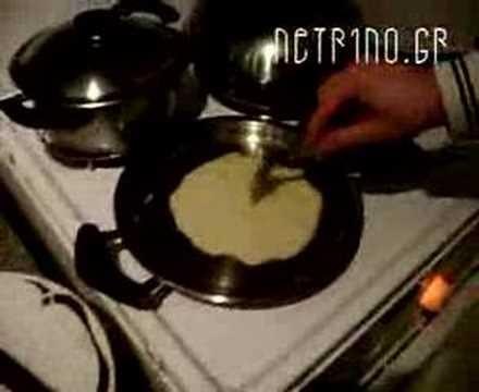 Συνταγή για κρέπες