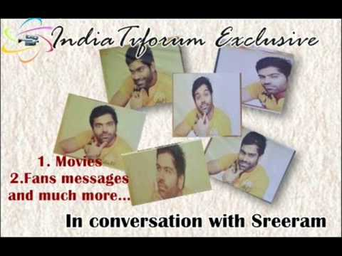 Sreeram Accepts Wishes From Fans Part 2 video