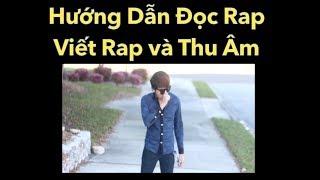 Hướng Dẫn Rap Số 1: Cách Đọc Rap Life, Love, Gang Theo Phong Cách Chuyên Nghiệp Vanz Virgo