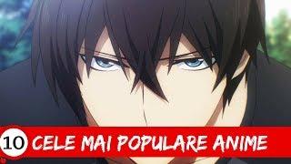 Top 10 Cele Mai Urmarite Anime