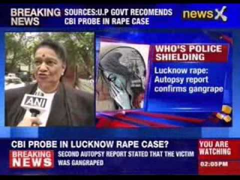 Lucknow Rape: Autopsy Report Confirms Gangrape video