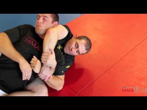 Back Attack Series flow drill for mma and bjj part 5 in D'iberville Mississippi Image 1