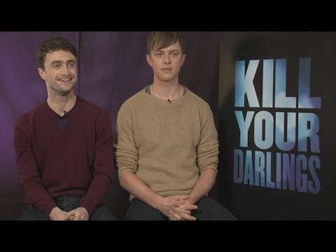 Daniel Radcliffe Gets Naked: Actor Jokes About Nude Scenes During Kill Your Darlings Interview video