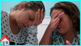 WHAT HAPPENED IN OUR HOUSE ? | SISTERFOREVERVLOGS #503