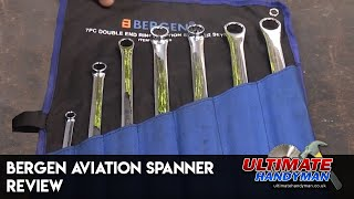 Bergen aviation wrench review