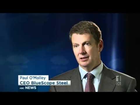 Foundation laid for Bluescope Steel profit return
