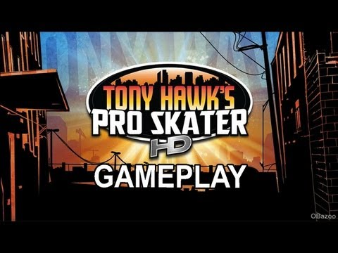 Tony Hawks Pro Skater HD - Gameplay