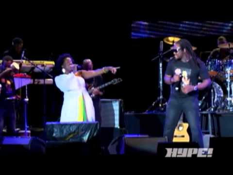 Jamaica Jazz & Blues  Night 2 2013 Part A