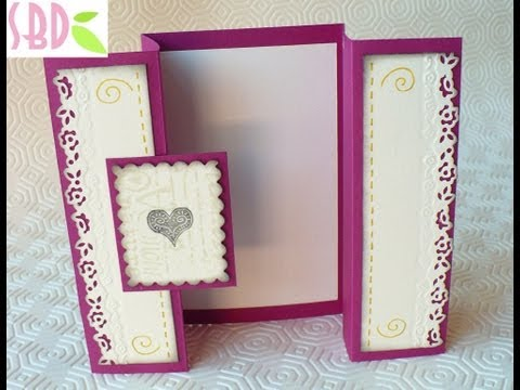 Scrapbooking Tutorial: Biglietto Only Love Only Love Card