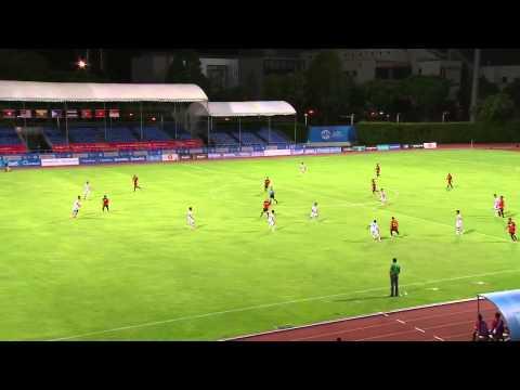 Football Timor Leste vs Brunei 1st Half match Highlights 3 Jun   28th SEA Games Singapore 2015 720p