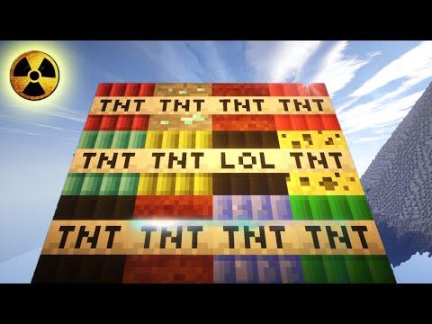 ЧТО БУДЕТ ЕСЛИ ТНТ УНИЧТОЖАЕТ БЕДРОК! Crazy TNT Mod - Minecraft
