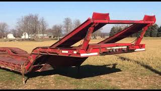 1987 Autocar Truck Haul HD FOR SALE BY OWNER  IN MANCHESTER  MI  48158