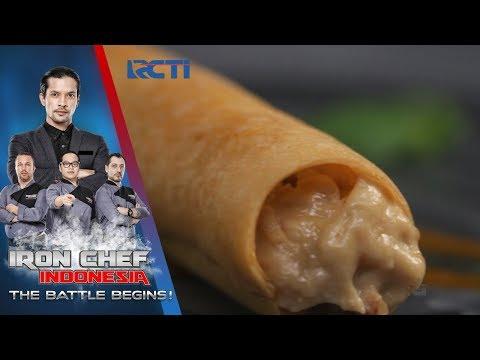 download lagu IRON CHEF - Lumpia Isi Foie Gras Mousse And Chunk Ala Chef Denny 19 NOVEMBER 2017 gratis