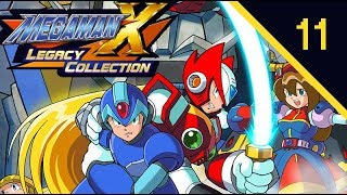 Mega Man X4 (Legacy Collection 1) - Part 11 (X Playthrough): Final Boss