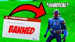 Shadical.. We're Sorry (Fortnite)