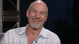 Patrick Stewart interview and lap - Top Gear - BBC