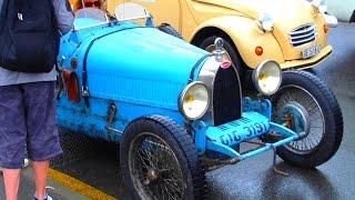 $1 Million Bugatti Type 35B 1929 (Le Mans Classic 2014)