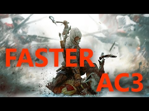 How to Make AC3 Run Faster!