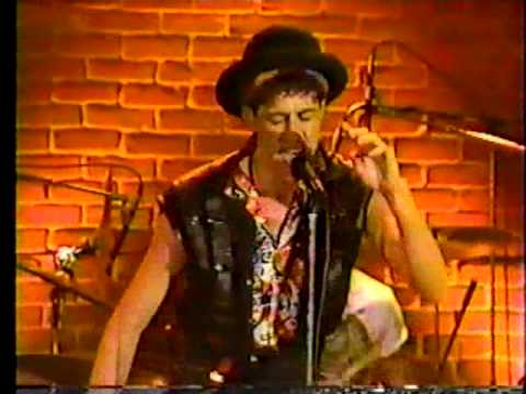 The Boomtown Rats Live - Charmed Lives (w/ Bob Geldof)