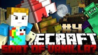 Minecraft: The Sort Of Vanilla Series #4 - I BREED STUFF