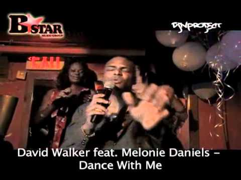 Dance With Me Live@Soulgasm/David Walker featuring Melonie Daniels