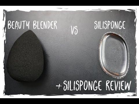 SILISPONGE Review + Demo   Silisponge VS Beauty Blender   KelseeBrianaJai