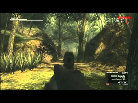 Metal Gear Solid HD Collection - GamesCom 2011 Trailer