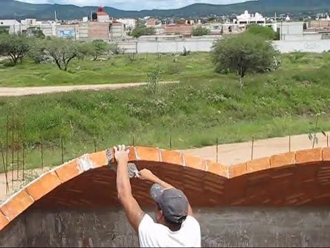 Impressively Hand Made Brick Dome Construction